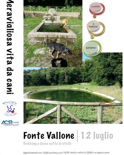 Trekking Fonte Vallone