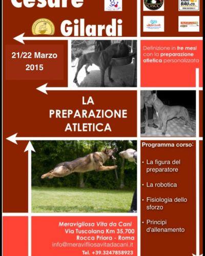 La Preparazione Atletica del Cane