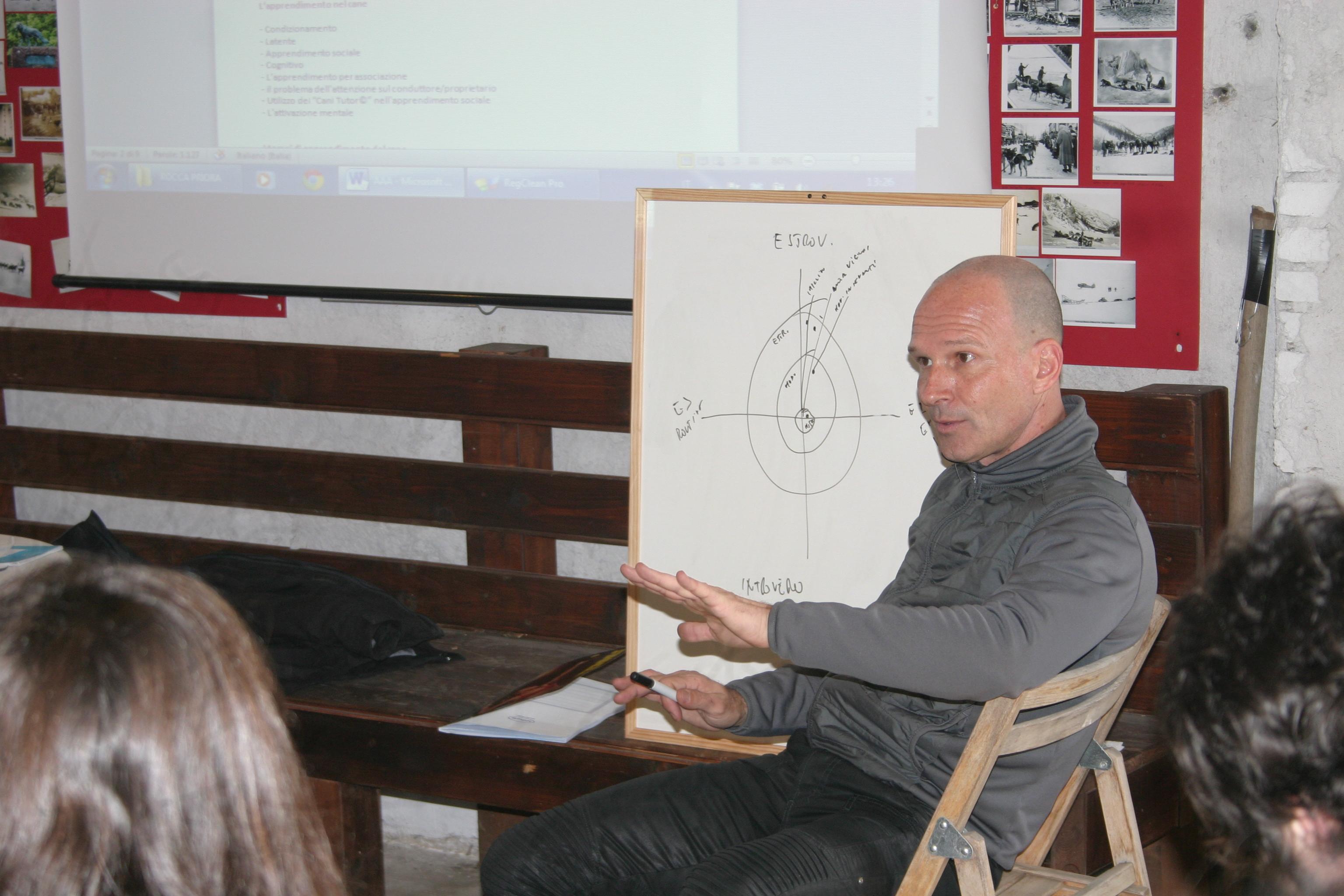 Seminario Claudio Mangini